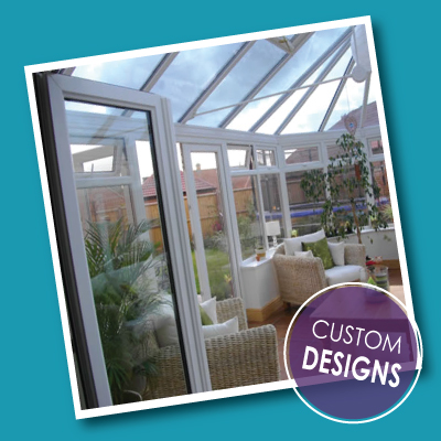 custom bespoke conservatories